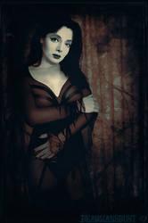 Morticia by Sirenphotos