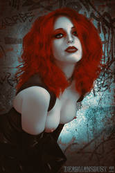 Scarlet by Sirenphotos