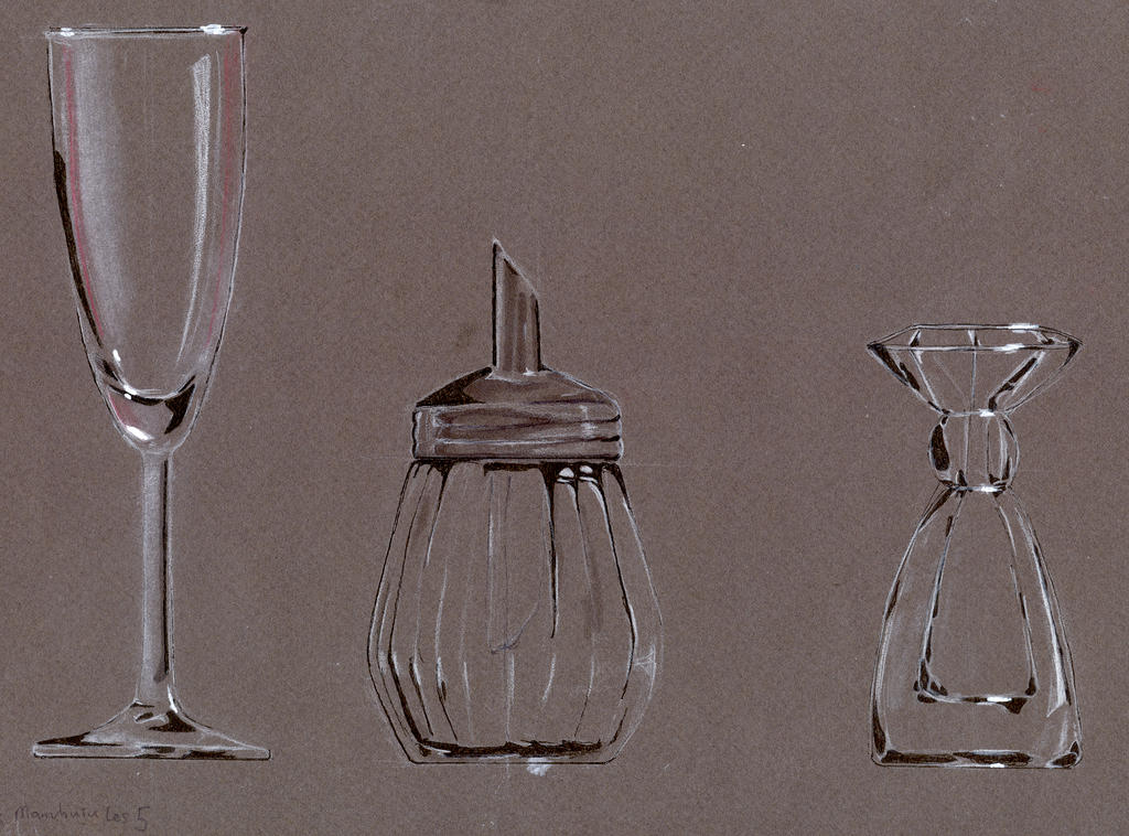 Glass Drawing Exercise by Yabbus23 on DeviantArt