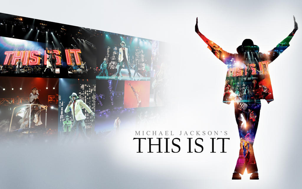 it wallpaper. MJ This Is It Wallpaper by