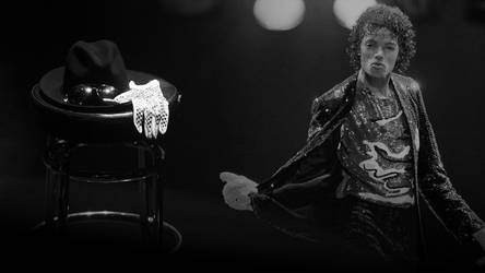 MJ Billie Jean wallpaper 1080p by Yabbus23