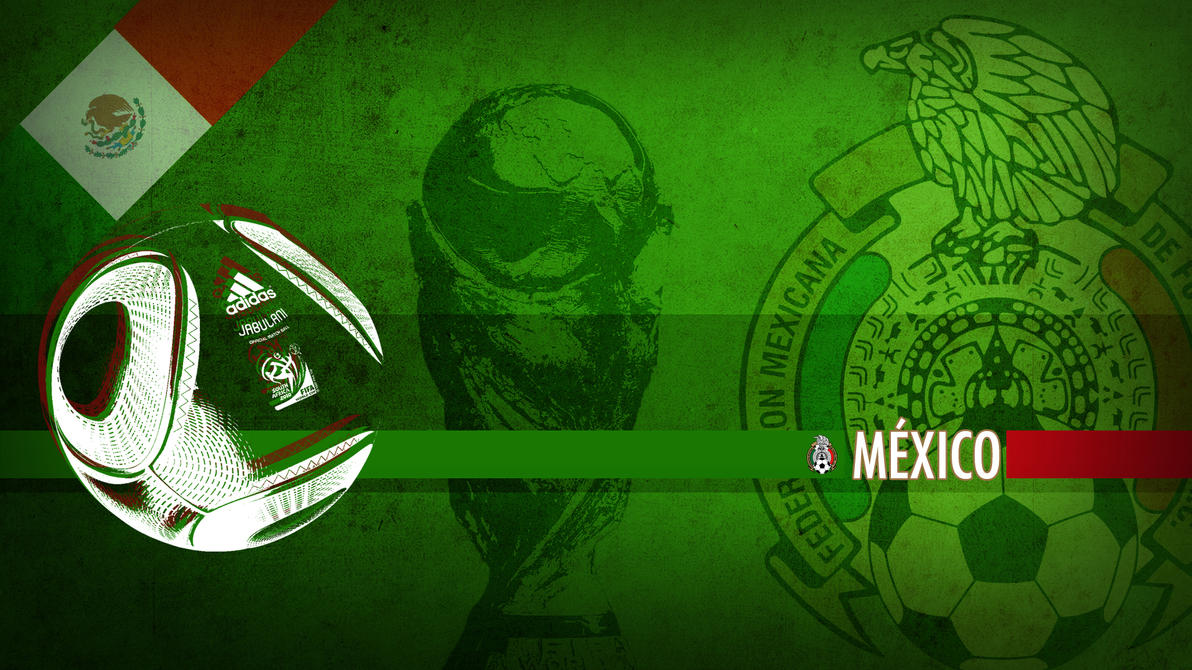 mexico wc2010 wallpaperyabbus23 on deviantart