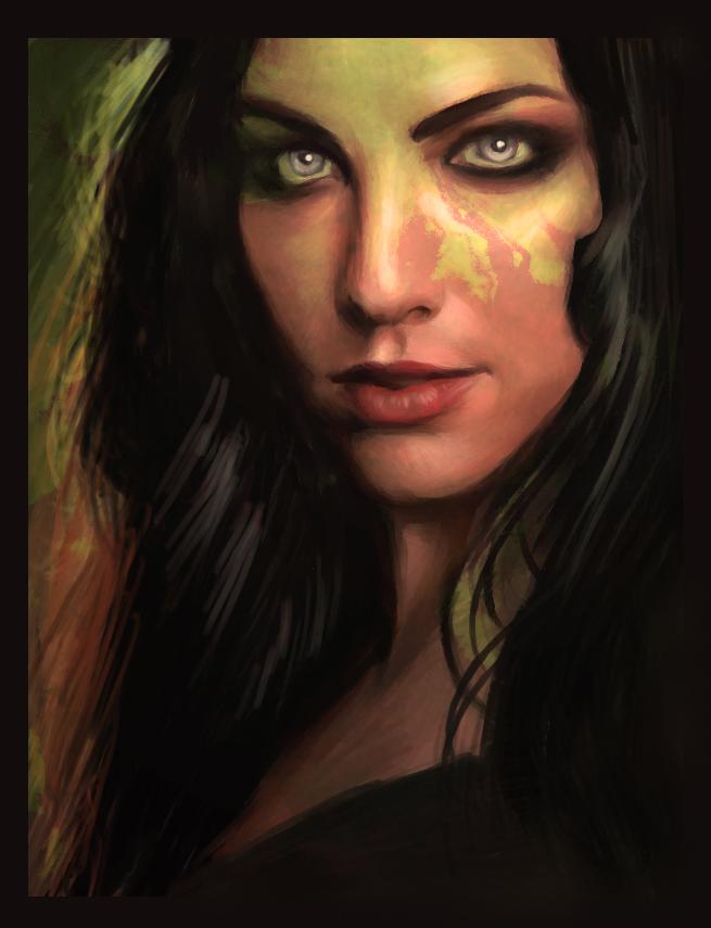 Amy by SaintMaria666