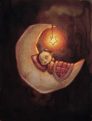 Sleeping by SaintMaria666