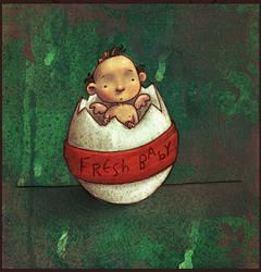 Fresh Baby by SaintMaria666