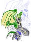 Dragon Knight color
