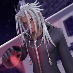 Render Test (and WIP) --- [Xemnas]