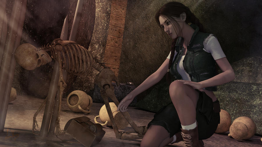 Laras favourite Loot