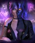 Xella for Genesis 8 Female