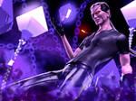 Dark Crystals by LexaKiness