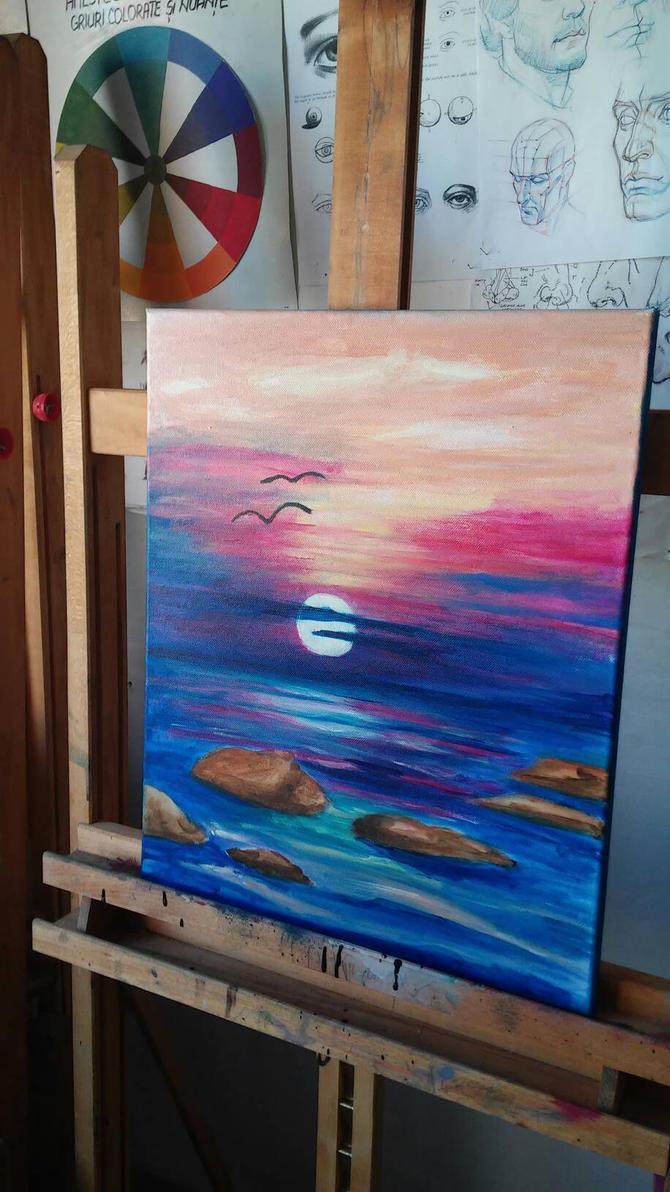when the sun lights up the sky by ZollaUchiha