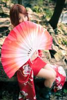 Autumn Grace by vickybunnyangel