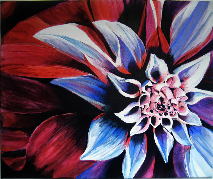 The enigmatic flower