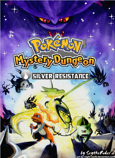 Pokemon Mystery Dungeon: Silver Resistance by ScytheRider