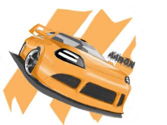 Cool Car by CodenameOXIDE