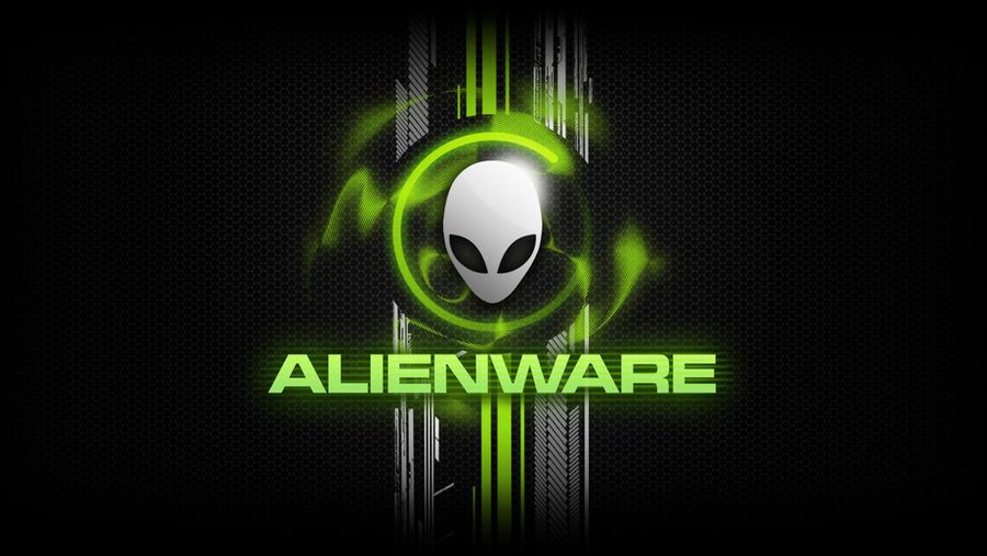 Alienware by CodenameOXIDE
