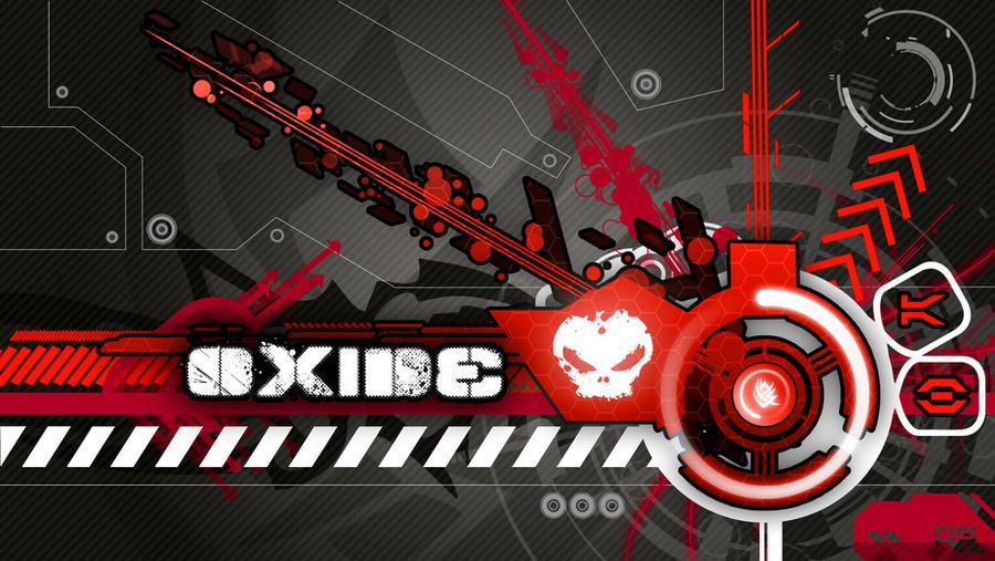 OXIDE Tech Red by CodenameOXIDE