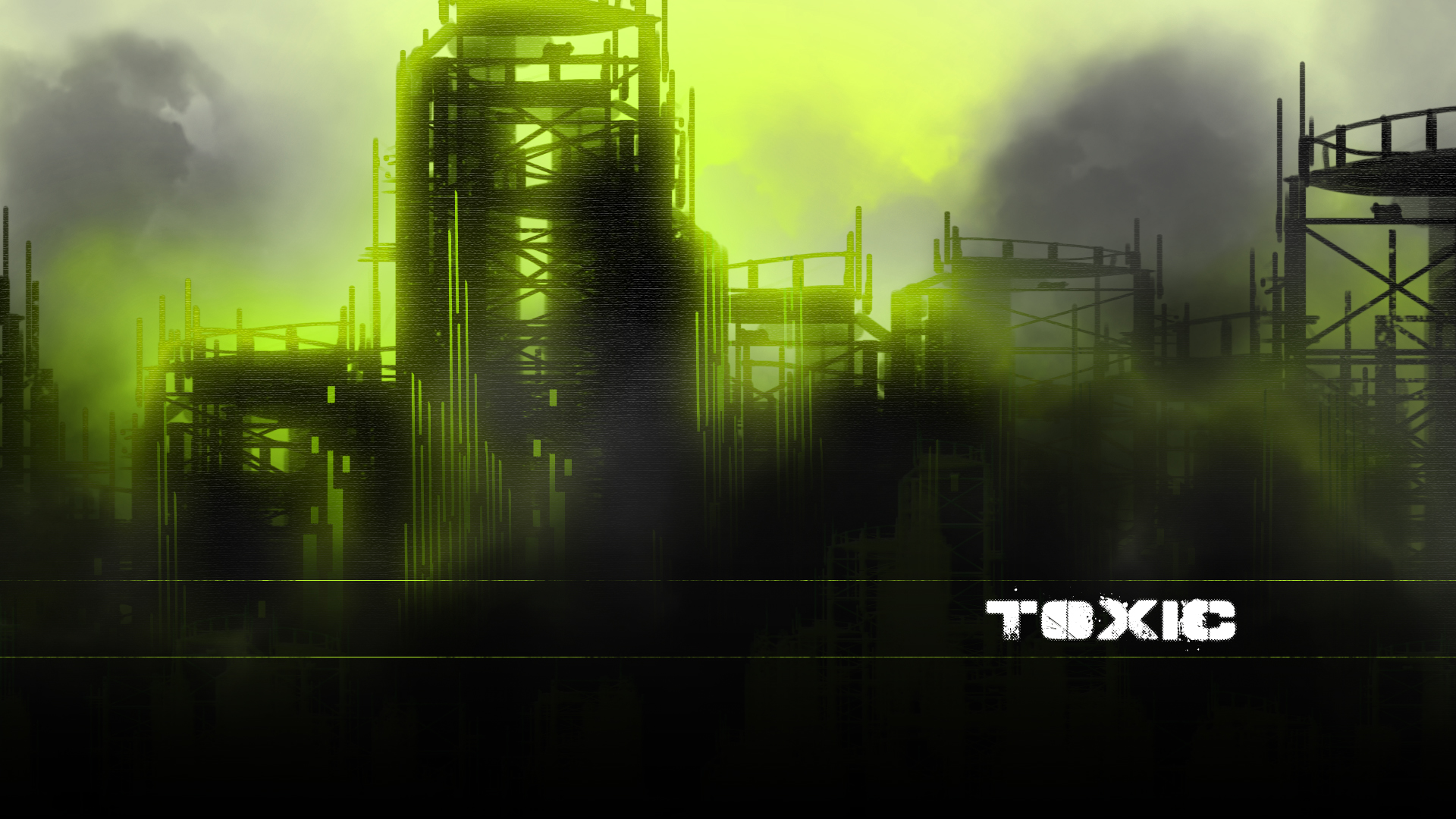 Toxic by CodenameOXIDE