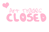 Art Trades CLOSED by MellotheMarshmallow