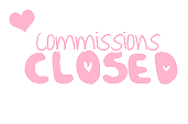 Commissions CLOSED by MellotheMarshmallow