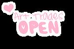 Art Trades OPEN by MellotheMarshmallow