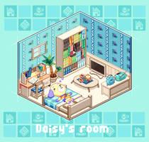 AnimalCrossing/Daisy's room