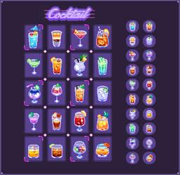 pixelart/cocktail