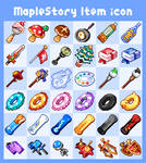 maplestory/item icon by chansui