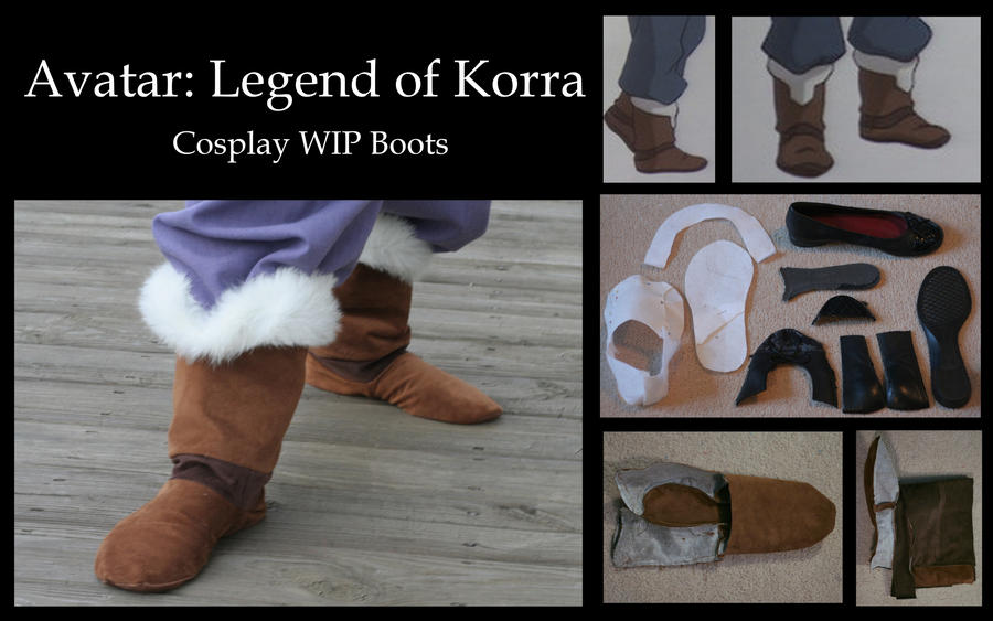 Avatar: Legend of Korra WIP by ScissorWizardCosplay