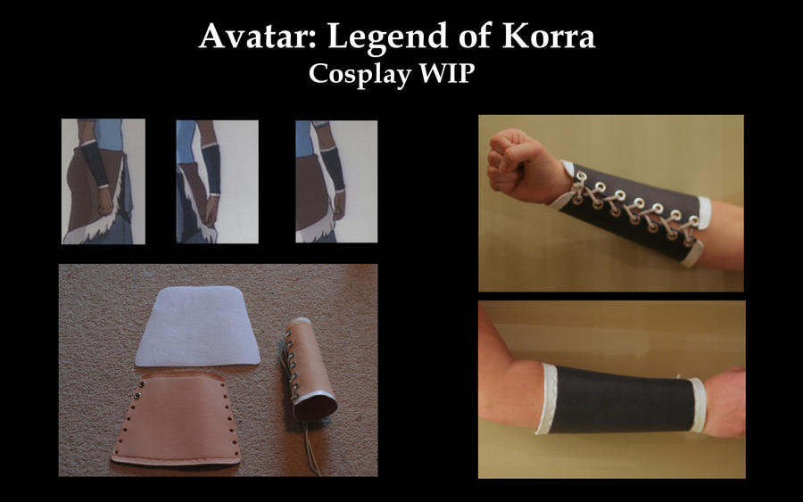 Legend of Korra WIP by LookyLolo