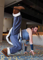 Avatar Korra by ScissorWizardCosplay