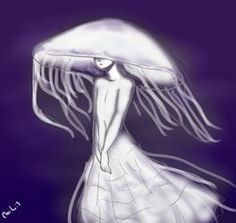 Jellyfish [Mermay 2019 No. 25] by Choi-Lu