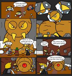 Creepy Crawler: Moldorm #30 by Apa5