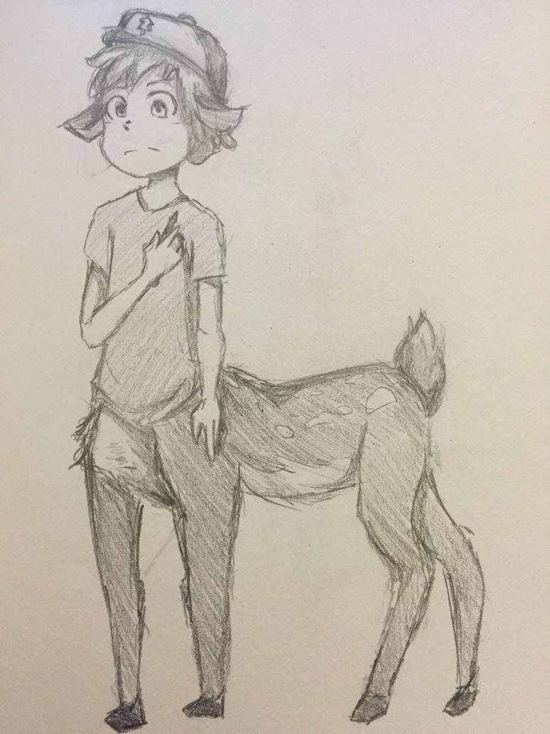 Deerper! by StrawberryCocoa