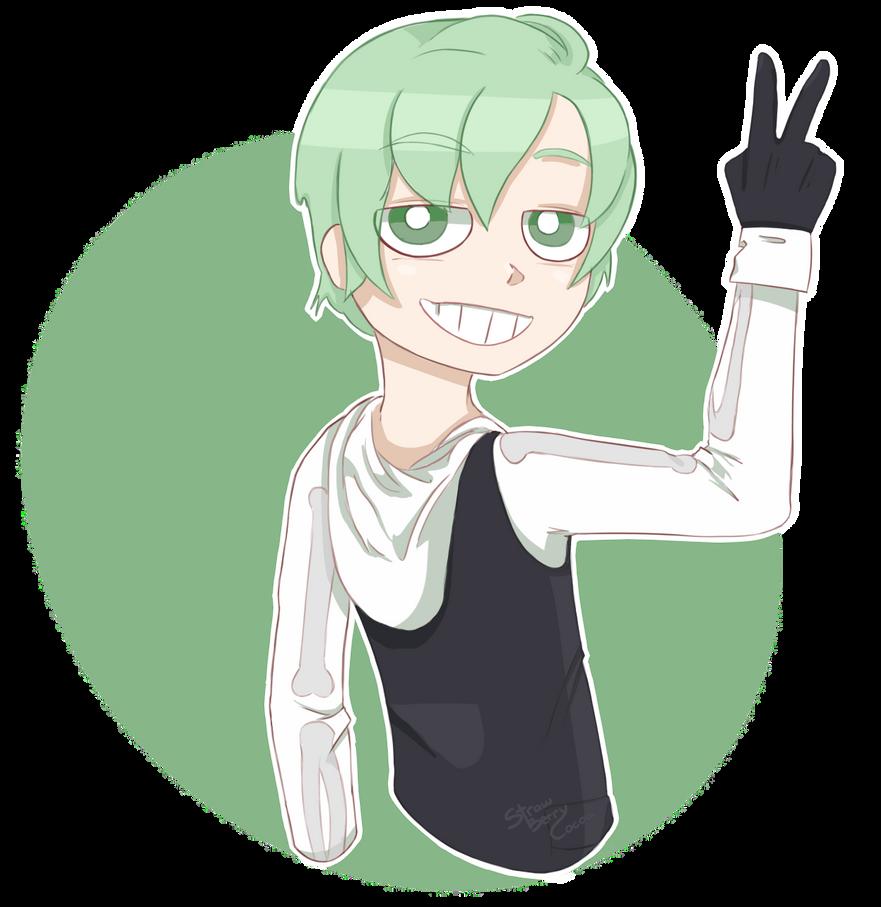 Green Bones by StrawberryCocoa