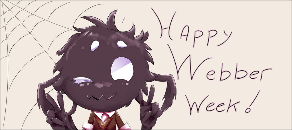 Happy Webber Week by StrawberryCocoa