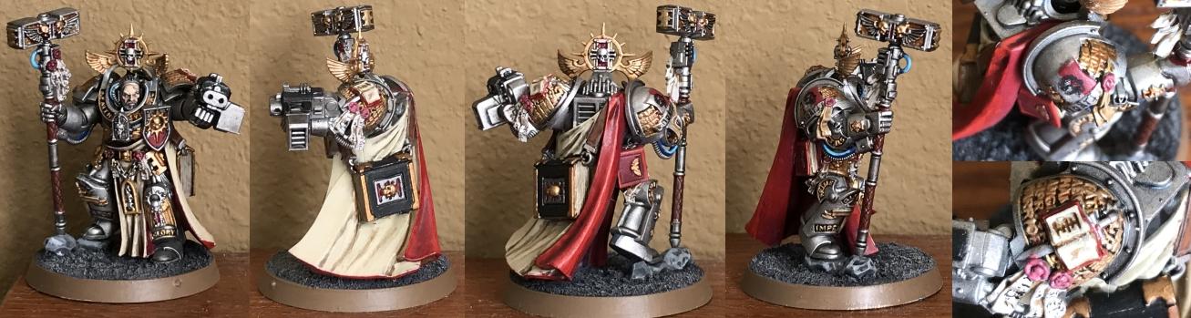 Grand Master Voldus by DedicatedBrowser