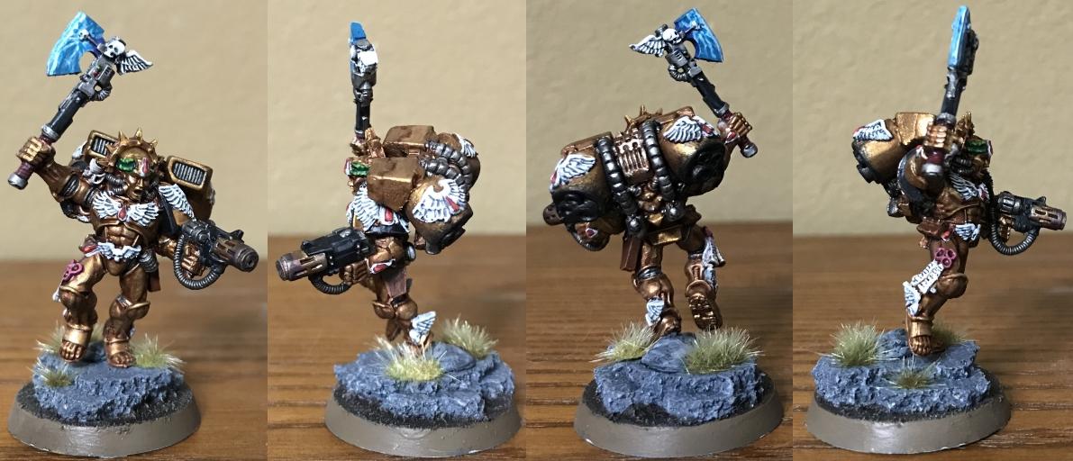 Commander Dante by DedicatedBrowser