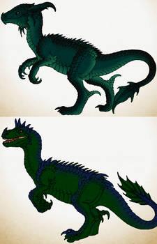 Custom Dragons