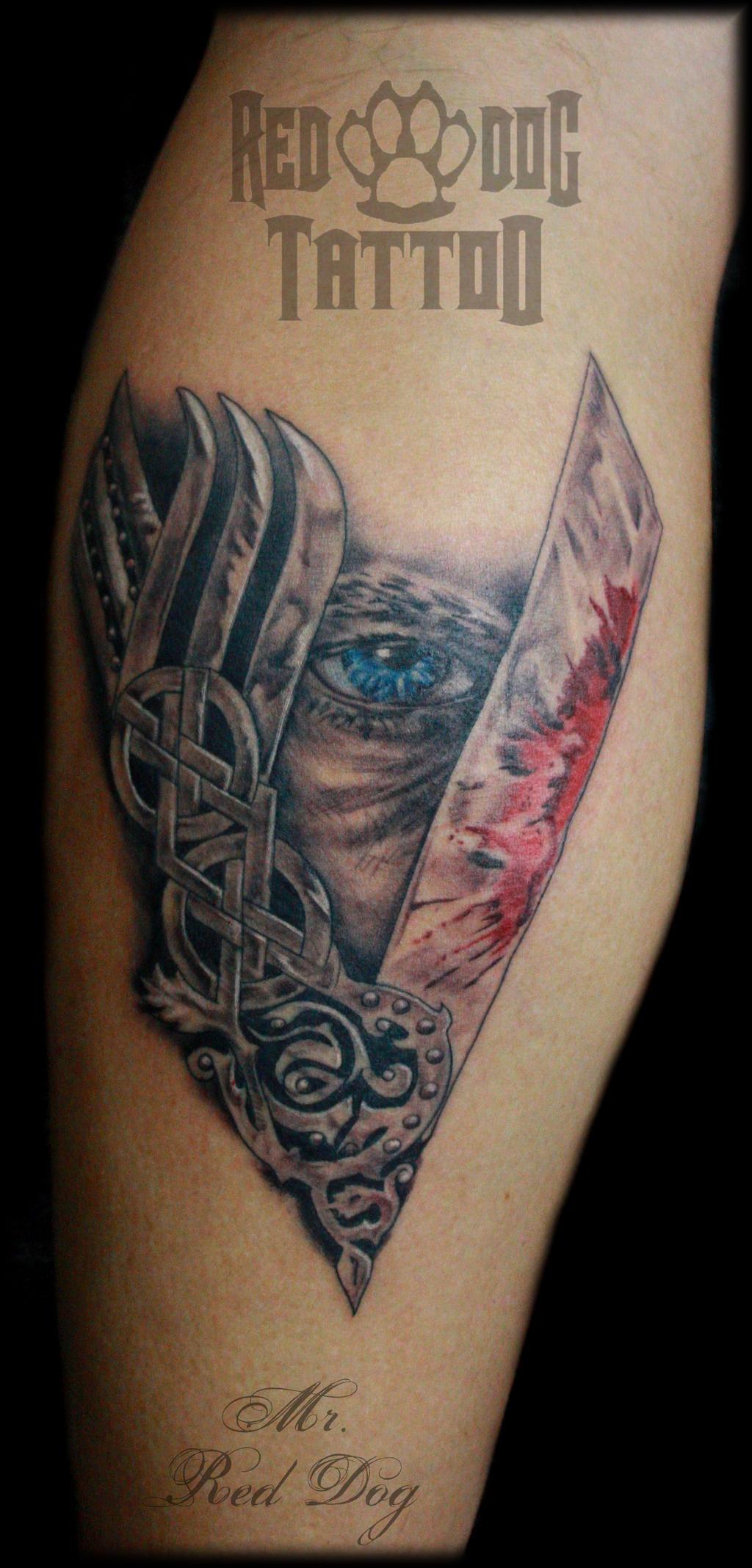 Floki Tattoos: Viking's Tattoo By Reddogtattoo On DeviantArt