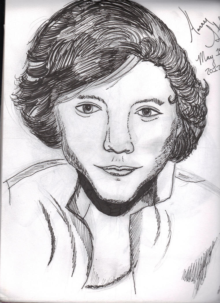 Bad Harry Styles Drawing | www.pixshark.com - Images ...