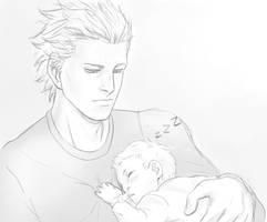 Vergil and Nero