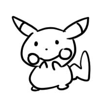 Animation dump: PikaCHU by herakushi