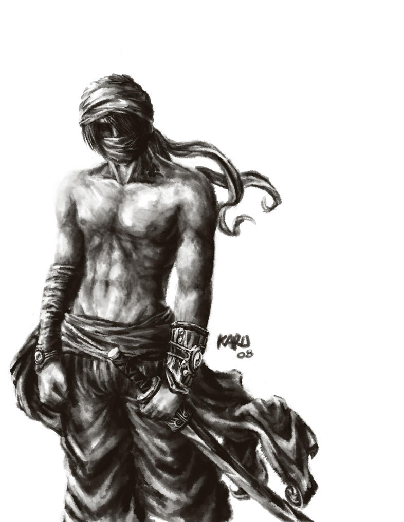 Prince of Persia by karulox
