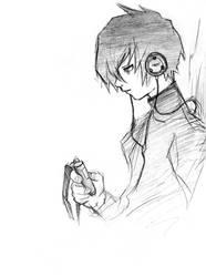 Shin Megami Tensei: Persona 3 by karulox