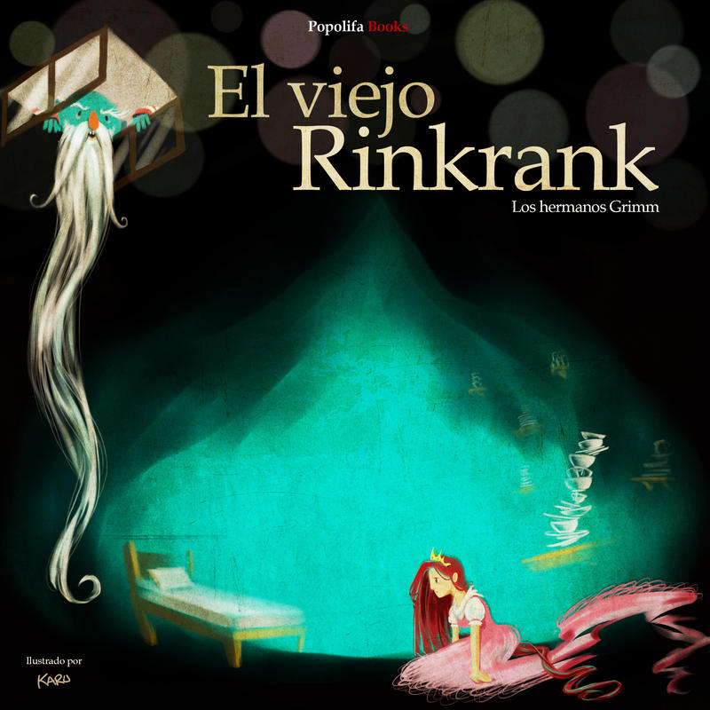 Old Rinkrank Cover by karulox