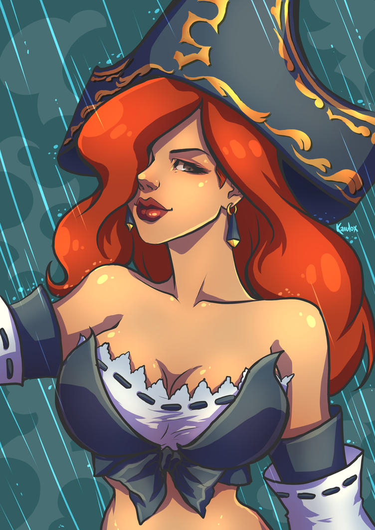 Miss Fortune by karulox