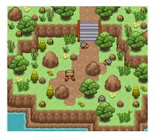 Unova Mini-Maps : 063, 064 by SimplyPixelizing