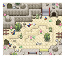 Unova Mini-Maps : 072, 072 by SimplyPixelizing
