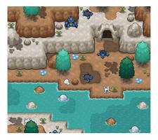 Unova Mini-Maps : 070, 71 by SimplyPixelizing